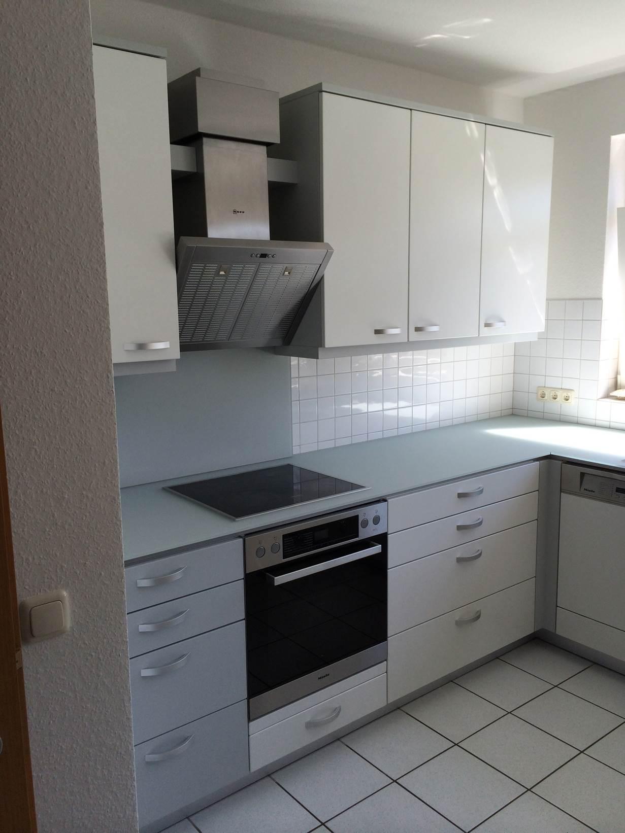 Umzug Einer Bestandsküche Aus Einem Großen Einfamilienhaus In Eine Wohnung  Mit Betreutem Wohnen